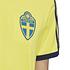 Adidas Schweden T-Shirt EM 2021 Gelb (3)