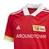 Adidas 1. FC Union Berlin Trikot 2020/2021 Heim Kinder (3)