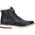 Young Spirit Stiefelette Lederimitat schwarz (3)