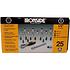 Ironside Steckschlüssel + Bitsatz 25-teilig schwarz (3)
