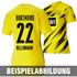 Puma Borussia Dortmund Trikot Heim 2020/2021 Damen (3)