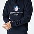 New Era NFL Shield Hoodie Established schwarz (3)