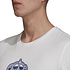 Adidas Real Madrid T-Shirt Wappen 2020/2021 Weiß (3)