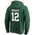 Fanatics Green Bay Packers Hoodie N&N Rodgers No 12 dunkelgrün (3)