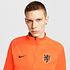 Nike Holland Track Jacket EM 2021 Orange (3)