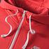 Nike Hoodie Sportswear Club Fleece Rot/Blau (3)