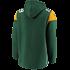 Fanatics Green Bay Packers Hoodie Overhead dunkelgrün/gelb (3)
