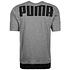 Puma T-Shirt New Rebel 2er Set Weiß/Grau (3)