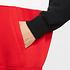 Nike Hoodie NIKE AIR Schwarz/Weiß/Rot (3)