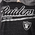 New Era Las Vegas Raiders Hoodie Graphic Damen schwarz/grau (3)
