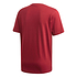 Adidas FC Bayern München T-Shirt CL Sieger 2020 Rot + Schal Champion Rot (3)