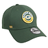 New Era Green Bay Packers Cap Road 39THIRTY Sideline 2020 grün (3)