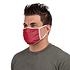 Forever Collectibles Tampa Bay Buccaneers Mund-Nase Maske 3er Pack rot (3)
