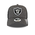 New Era Las Vegas Raiders Cap Shadow Tech Trucker grau (3)