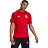 Adidas FC Bayern München Trainingsshirt 2020/2021 Rot/Schwarz (3)