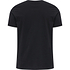 hummel 3er Set T-Shirt Duncan Bio-Baumwolle schwarz/vetiver/weiß (3)