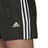 Adidas Freizeit-und Badeshorts 3S CLX VSL Anthrazit (3)