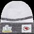 New Era Kansas City Chiefs Beanie Super Bowl 55 Sideline weiß (3)