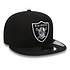 New Era Las Vegas Raiders Cap Diamond 9FIFTY schwarz (3)