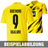 Puma Borussia Dortmund Trikot Heim 2020/2021 (3)