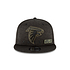 New Era Atlanta Falcons Cap Salute To Service 2020 9FIFTY schwarz (3)