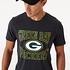 New Era Green Bay Packers T-Shirt Team Logo grün (3)