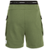Puma Shorts NEXT Casuals mit T-Shirt Casuals FINAL 2er Set oliv/grau/weiß (3)