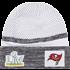 New Era Tampa Bay Buccaneers Beanie Super Bowl 55 Sideline weiß (3)