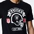 New Era Las Vegas Raiders T-Shirt Graphic Helmet schwarz (3)