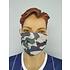 5er Set Mund-Nase Maske Camo Grün (3)
