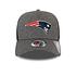 New Era New England Patriots Cap Shadow Tech Trucker grau (3)