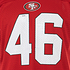 New Era San Francisco 49ers Oversized Tee rot (3)