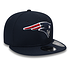 New Era New England Patriots Cap Diamond 9FIFTY blau (3)