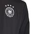 Adidas Deutschland DFB Track Jacket EM 2021 Schwarz (3)