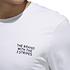 Adidas Langarmshirt BRAND Weiß (3)