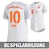 Adidas FC Bayern München Trikot 2020/2021 Auswärts Damen (3)