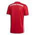 Adidas FC Bayern München Kinder Set Heim Trikot + Shirt CL Sieger 2020 Rot (3)