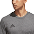 Adidas T-Shirt Core 18 Dunkelgrau (3)