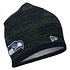 New Era Seattle Seahawks Beanie On Field Tech Knit grün/schwarz (3)