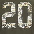 New Era NFL Shield T-Shirt Camo Injection grün (3)