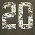 New Era NFL Shield T-Shirt Camo Injection grün (3)