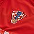 Nike Kroatien Track Jacket EM 2021 Rot (3)