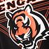 New Era Cincinnati Bengals T-Shirt Stripe schwarz (3)