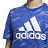 Adidas T-Shirt PUZZLE Blau (3)