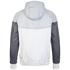 Nike Kapuzenjacke Windrunner mit Cap Sportwear Pro weiß/grau/schwarz (3)