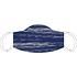 5er Set Mund-Nase Maske Uni Blau (3)