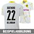 Puma Borussia Dortmund Trikot 2020/2021 Ausweich Kinder (3)