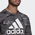 Adidas T-Shirt CAMO AOP Grau (3)