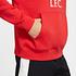 Nike FC Liverpool Hoodie 2020/2021 Rot (3)
