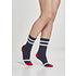 URBAN CLASSICS Socken Multicolor navy/weiß/rot (3)
